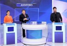 Silvia Abravanel - Silvio Santos - Kleiton Pedroso (Lourival Ribeiro/SBT)
