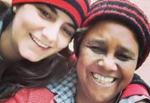 Simone Floresta e Sandra de Sá (Reprodução/Instagram)