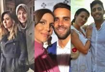 Tata e Rafa - Ivete e Daniel - Luana e Scooby/Instagram