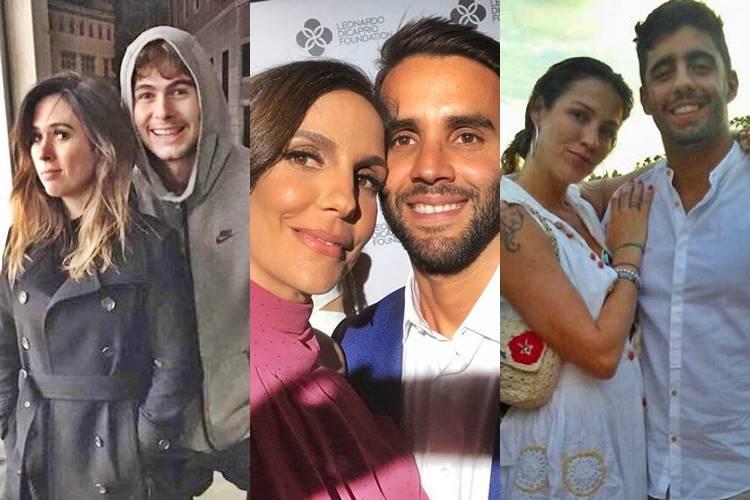 'Me apóia e me dá força sempre', diz namorado sobre Fátima Bernardes