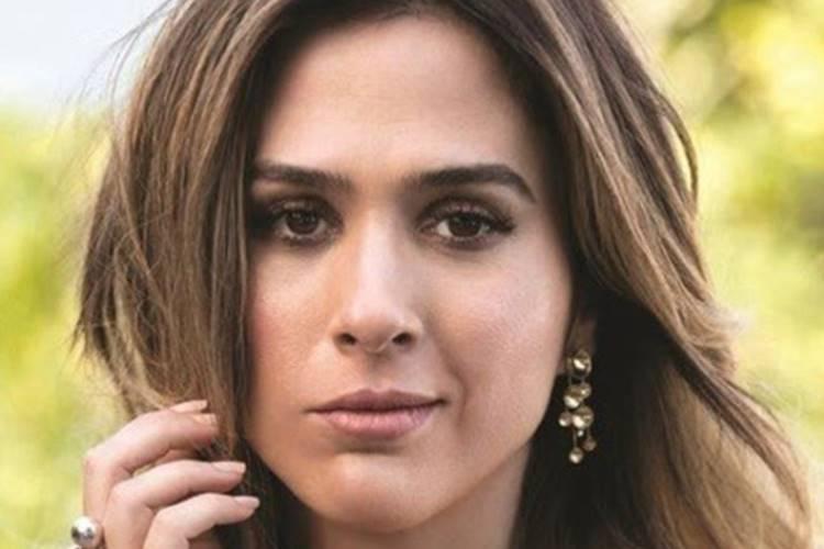 Tatá Werneck confirma conversa para mudar talk show para Globo