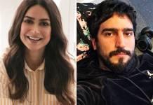 Thaila Ayala e Renato Góes (Reprodução/Instagram)
