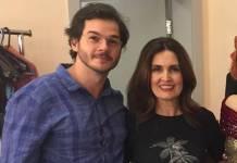 Tulio e Fatima Bernardes/Instagram