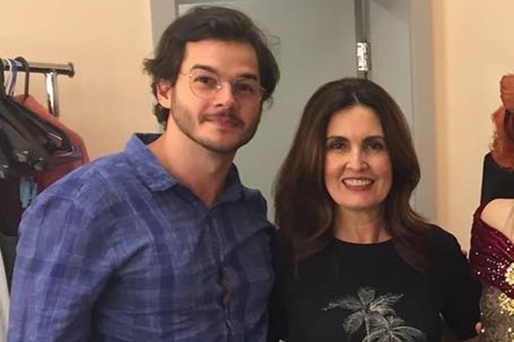 """Produtora do """"Encontro"""" foi o cupido da relação de Fátima Bernardes e Túlio Gadêlha"""