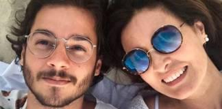 Túlio Gadêlha e Fátima Bernardes (Reprodução/Instagram)