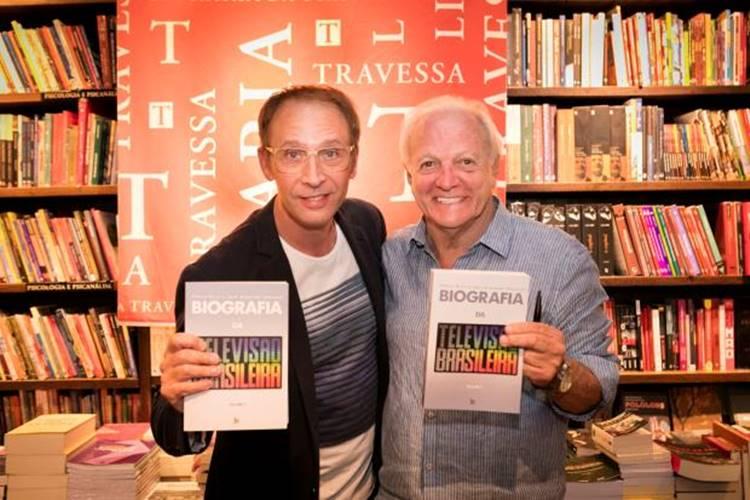 Vanucci e Flavio Ricco (Gabi Carrera/Divulgação)