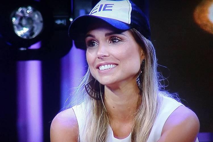 A Fazenda - Flavia Vianna campeã (Reprodução/Record TV)
