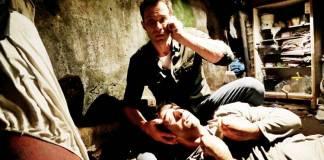 Apocalipse - César encontra Tiago tendo uma overdose (Munir Chatack/ Record TV)
