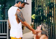 Bruno Gagliasso e Giovanna Ewbank (Reprodução/Instagram)