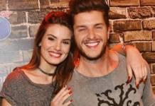 Camila Queiroz e Klebber Toledo (Reprodução/Instagram/camilaqueiroz)