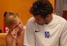 Davi Lucca e Neymar (Reprodução/Instagram)