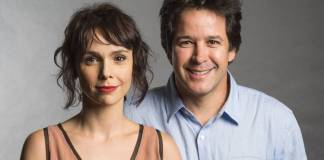 Débora Falabella e Murilo Benício (Globo/ Estevam Avellar)Débora Falabella e Murilo Benício (Globo/ Estevam Avellar)