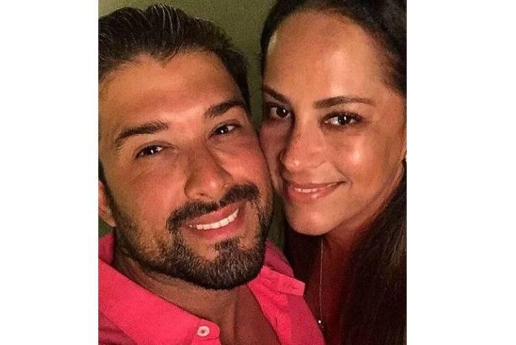Edu Pedroso e Silvia Abravanel (Reprodução/Instagram)