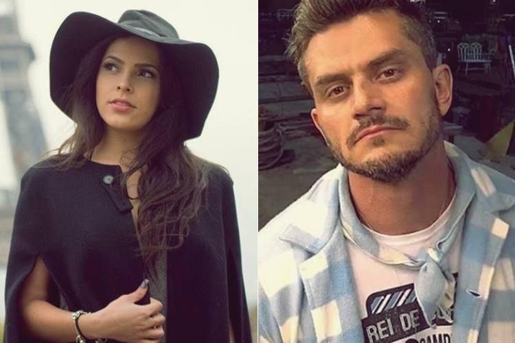Emilly Araújo e Marcos Harter (Reprodução/ Instagram)