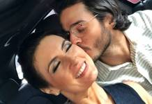 Fátima Bernardes e Túlio Gâdelha/Instagram