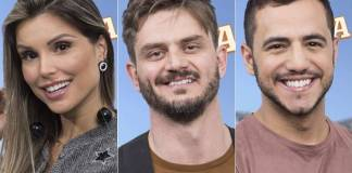 Flávia, Marcos e Matheus - Votação Final - A Fazenda 9