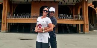 Graciele Lacerda e Zezé di Camargo/Instagram