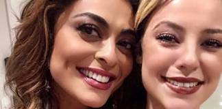 Juliana Paes e Paolla Oliveira/Instagram