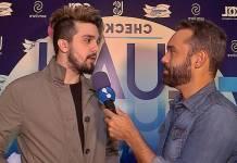 Luan Santana e Alex Sampaio ( Divulgação/RedeTV!)