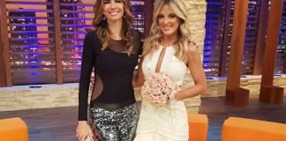 Luciana Gimenez e Ticiane Pinheiro (Divulgação/RedeTV!)