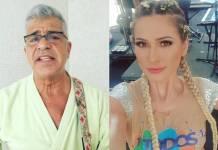 Lulu Santos e Lívia Andrade/Instagram