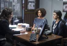 Malhação - K1 vai à Delegacia da Mulher denunciar assédio (Globo/Mauricio Fidalgo)
