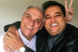 Marcelo Rezende e Geraldo Luis