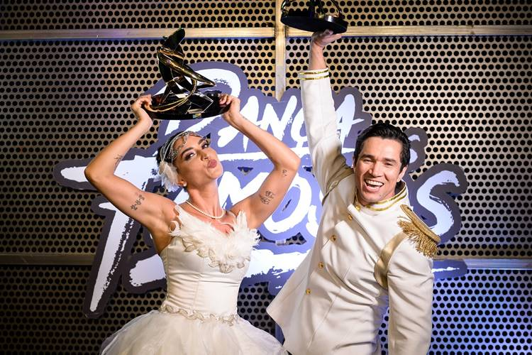 Maria Joana vence a Dança dos Famosos (Globo/Ramón Vasconcelos)