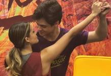 Nathalia Melo e Lucas Veloso (Reprodução/Instagram)