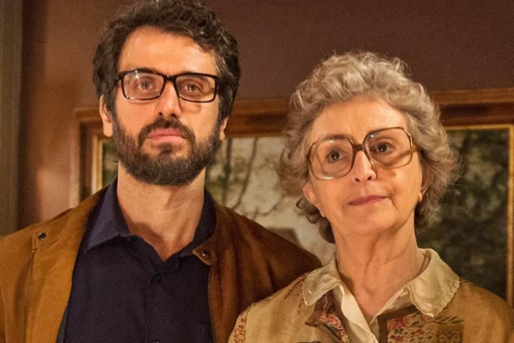 O Outro Lado do Paraíso - Samuel e Adinéia (Globo/Raquel Cunha)