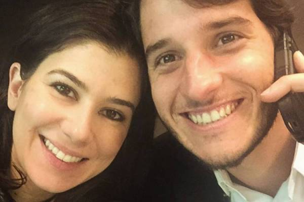Renata Abravanel e Caio Curado/Instagram