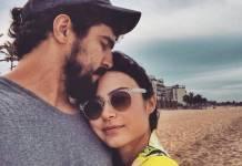 Renato Góes e Thaila Ayala/Instagram
