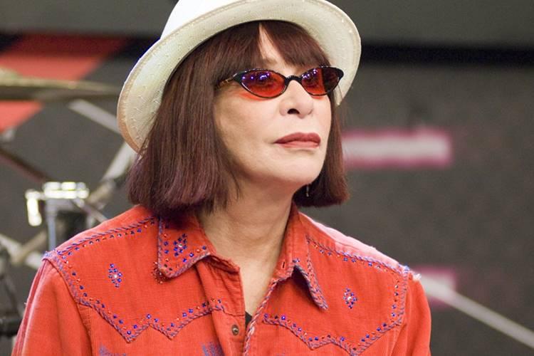 Rita Lee (TV Globo / Bob Paulino )