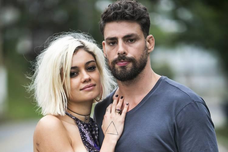 Sophie Charlotte e Cauã Reymond (Globo/João Miguel Júnior)