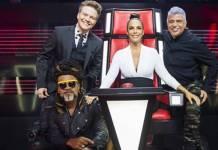 The Voice Brasil (Globo/João Miguel Júnior)