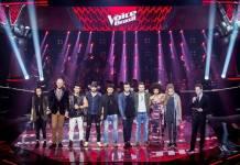 The Voice - Semifinalistas (Globo/Isabella Pinheiro)