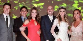 Vera Viel e Rodrigo Faro - César Filho e Elaine Mickelly - Douglas Tavolaro e Raíssa - Sabrina Sato e Duda Nagle/Instagram