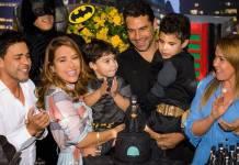 Wanessa comemora o aniversário do filho/Instagram