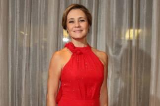 Adriana Esteves (LCR Globo/Luiz C. Ribeiro)