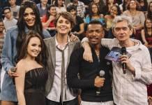 Altas Horas - Serginho com convidados (Globo/Júlia Rodrigues)