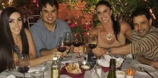 Amabylle e Igor - Graciele e Zezé/Instagram