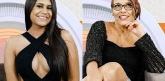 An Paula e Mara - BBB18 / Globo