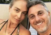 Angelica e Luciano Huck/Instagram