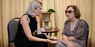 Antonia Fontenelle e Laura Cardoso/Instagram