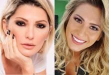 Antonia Fontenelle e Lívia Andrade/Instagram