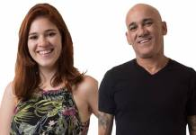 BBB18 - Ana Clara e Ayrton (Globo/Paulo Belote)