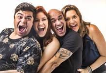 BBB18 - Familia Lima (Globo/Paulo Belote)