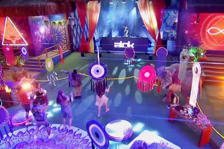 BBB18 - Festa Alto Astral (Reprodução/TV Globo)