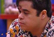 BBB18 - Jorge (Reprodução/TV Globo)