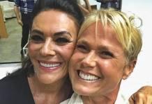 Beth Szafir e Xuxa/Instagram
